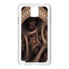 Patterns Dive Background Samsung Galaxy Note 3 N9005 Case (white) by Simbadda