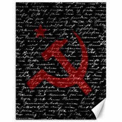 Communism  Canvas 12  X 16   by Valentinaart