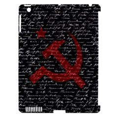 Communism  Apple Ipad 3/4 Hardshell Case (compatible With Smart Cover) by Valentinaart