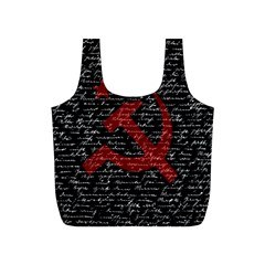 Communism  Full Print Recycle Bags (s)  by Valentinaart