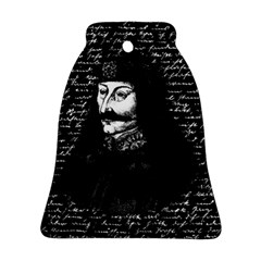 Count Vlad Dracula Bell Ornament (two Sides)