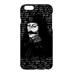 Count Vlad Dracula Apple Iphone 6 Plus/6s Plus Hardshell Case by Valentinaart