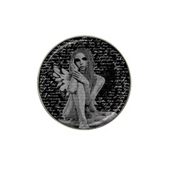 Angel Hat Clip Ball Marker (4 Pack) by Valentinaart