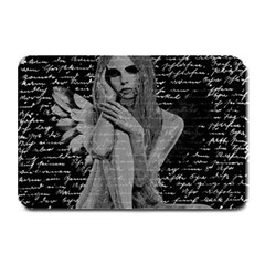 Angel Plate Mats by Valentinaart