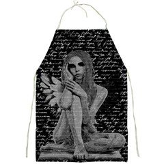 Angel Full Print Aprons