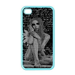 Angel Apple Iphone 4 Case (color)