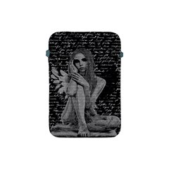 Angel Apple Ipad Mini Protective Soft Cases by Valentinaart
