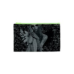 Angel Cosmetic Bag (xs) by Valentinaart
