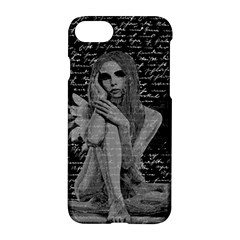 Angel Apple Iphone 7 Hardshell Case by Valentinaart