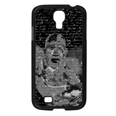 Angel  Samsung Galaxy S4 I9500/ I9505 Case (black) by Valentinaart