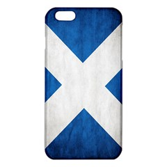 Scotland Flag Surface Texture Color Symbolism Iphone 6 Plus/6s Plus Tpu Case by Simbadda