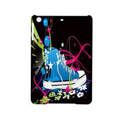 Sneakers Shoes Patterns Bright Ipad Mini 2 Hardshell Cases by Simbadda