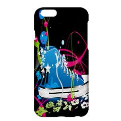Sneakers Shoes Patterns Bright Apple Iphone 6 Plus/6s Plus Hardshell Case by Simbadda