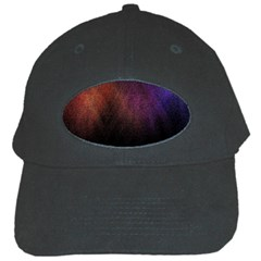 Point Light Luster Surface Black Cap
