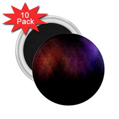 Point Light Luster Surface 2 25  Magnets (10 Pack)  by Simbadda