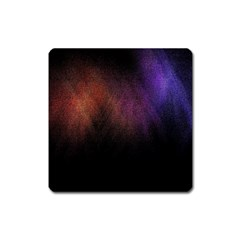 Point Light Luster Surface Square Magnet by Simbadda