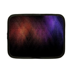 Point Light Luster Surface Netbook Case (small)  by Simbadda
