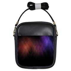 Point Light Luster Surface Girls Sling Bags by Simbadda