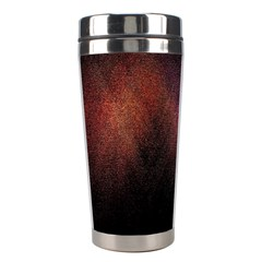 Point Light Luster Surface Stainless Steel Travel Tumblers by Simbadda