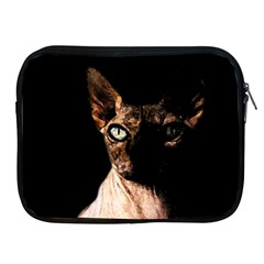 Sphynx Cat Apple Ipad 2/3/4 Zipper Cases by Valentinaart