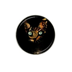 Sphynx Cat Hat Clip Ball Marker (4 Pack) by Valentinaart