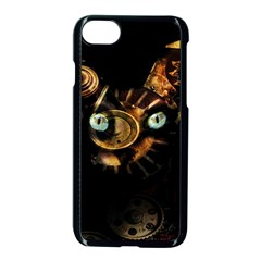 Sphynx Cat Apple Iphone 7 Seamless Case (black) by Valentinaart