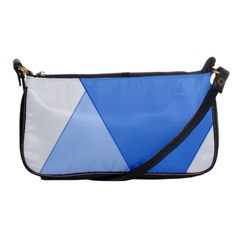 Stripes Lines Texture Shoulder Clutch Bags by Simbadda