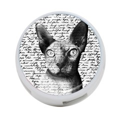 Sphynx Cat 4 Port Usb Hub (one Side)