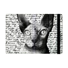 Sphynx Cat Ipad Mini 2 Flip Cases by Valentinaart