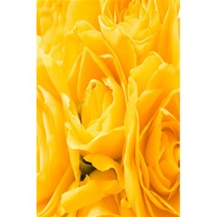 Yellow Neon Flowers 5 5  X 8 5  Notebooks