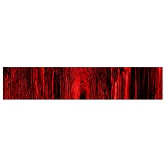 Tunnel Red Black Light Flano Scarf (small) by Simbadda