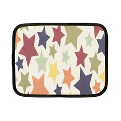 Star Colorful Surface Netbook Case (small)