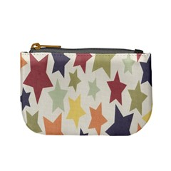 Star Colorful Surface Mini Coin Purses by Simbadda