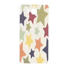 Star Colorful Surface Samsung Galaxy Alpha Hardshell Back Case