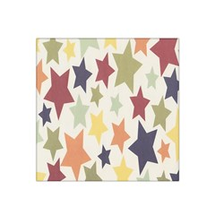 Star Colorful Surface Satin Bandana Scarf by Simbadda