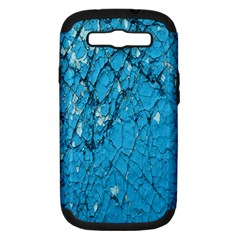 Surface Grunge Scratches Old Samsung Galaxy S Iii Hardshell Case (pc+silicone) by Simbadda