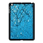 Surface Grunge Scratches Old Apple iPad Mini Case (Black) Front