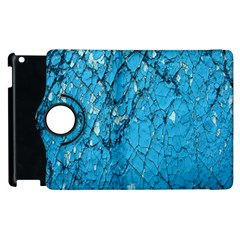 Surface Grunge Scratches Old Apple Ipad 3/4 Flip 360 Case by Simbadda