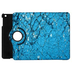 Surface Grunge Scratches Old Apple Ipad Mini Flip 360 Case by Simbadda