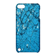 Surface Grunge Scratches Old Apple Ipod Touch 5 Hardshell Case With Stand by Simbadda