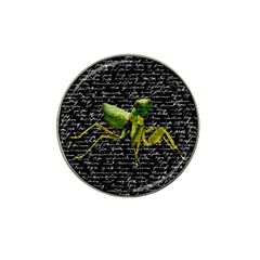 Mantis Hat Clip Ball Marker (4 Pack) by Valentinaart