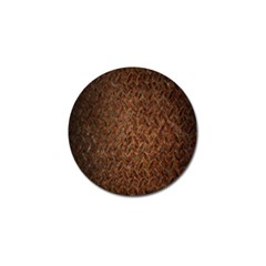 Texture Background Rust Surface Shape Golf Ball Marker (4 Pack) by Simbadda