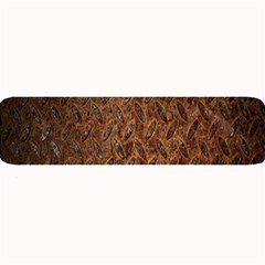 Texture Background Rust Surface Shape Large Bar Mats by Simbadda