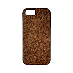 Texture Background Rust Surface Shape Apple Iphone 5 Classic Hardshell Case (pc+silicone) by Simbadda