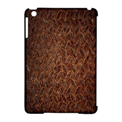Texture Background Rust Surface Shape Apple Ipad Mini Hardshell Case (compatible With Smart Cover) by Simbadda