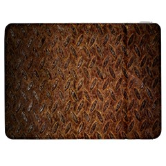 Texture Background Rust Surface Shape Samsung Galaxy Tab 7  P1000 Flip Case by Simbadda