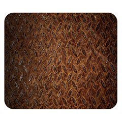 Texture Background Rust Surface Shape Double Sided Flano Blanket (small)