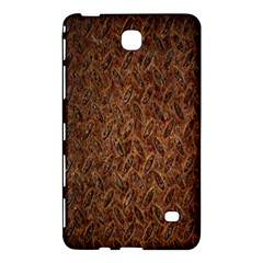 Texture Background Rust Surface Shape Samsung Galaxy Tab 4 (8 ) Hardshell Case  by Simbadda