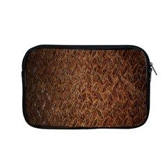 Texture Background Rust Surface Shape Apple Macbook Pro 13  Zipper Case by Simbadda
