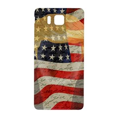 American President Samsung Galaxy Alpha Hardshell Back Case by Valentinaart